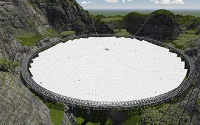 Five Hundred Meter Radio Telescope