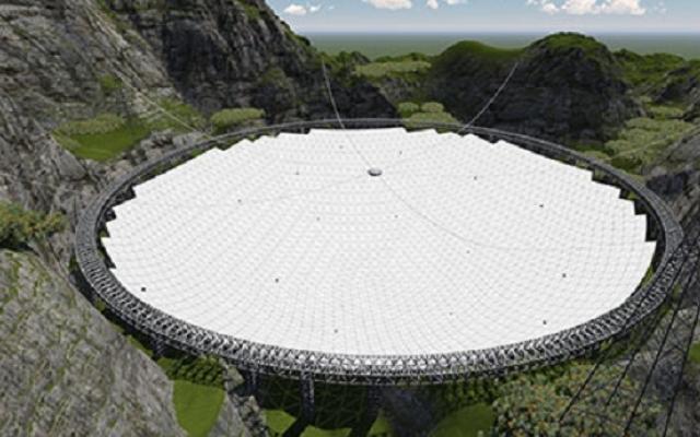 Five Hundred Meter Radio Telescope