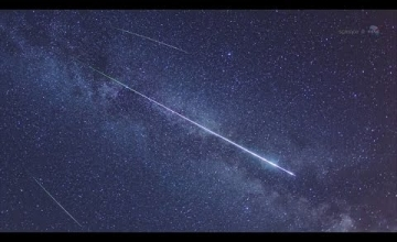 ScienceCasts: NASA on the Lookout for a New Meteor Shower